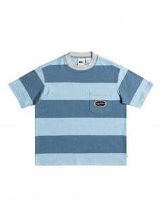 Синий детская футболка full charge 8-16