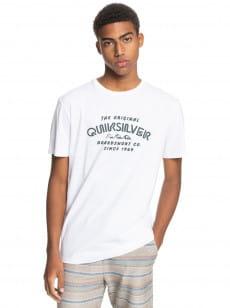 Мультиколор мужская футболка wider mile