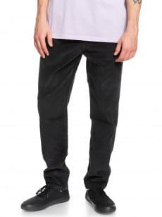 Черный мужские вельветовые брюки originals