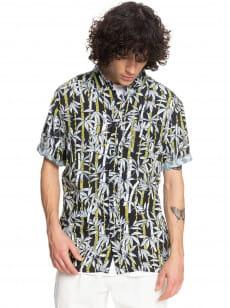 Черный мужская рубашка с коротким рукавом originals jungle fever
