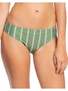 Зеленые женские плавки roxy body