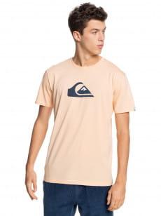 Персиковый мужская футболка comp logo