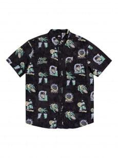 Мужская рубашка с коротким рукавом Island Pulse