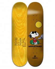 "Дека для скейтборда Peanuts Joe Cool x Appleyard 8.25"""