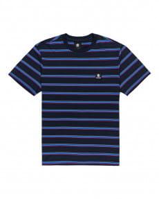 Синий мужская футболка future nature bradley