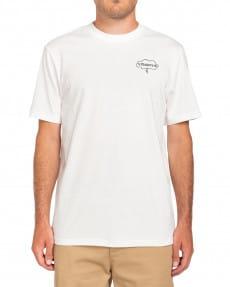 Белый футболка peanuts slide