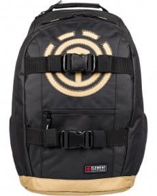 Черный мужской большой рюкзак mohave 30l