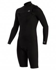 Мусжкой гидрокостюм с длинными рукавами, герметичными швами GBS