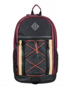 Бордовый мужской средний рюкзак cypress outward 26l