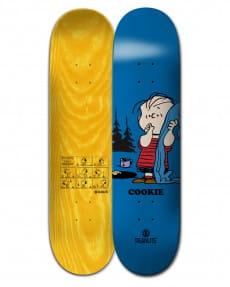 "Дека для скейтборда Peanuts Linus x Cookie 8.4"""