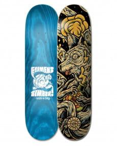 "Дека для скейтборда Timber High Dry Wolf 8.38"""
