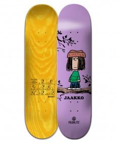 "Дека для скейтборда Peanuts Eudora x Jaakko 8.25"""