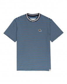 Голубой футболка peanuts patches