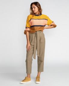 Женские брюки с высокой талией Sand Stand