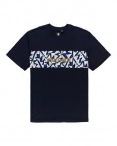 Синий мужская футболка future nature master