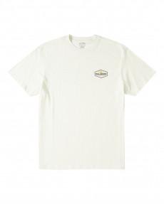 Серый мужская футболка cove