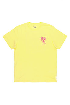 Желтый мужская футболка bad billy