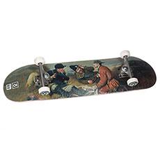 Скейтборд в сборе Юнион  Gentlemens 8,25x31,875,Medium Колёса 53