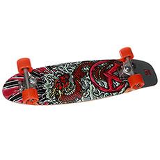 Скейтборд в сборе Юнион  Peace Dragon 7,75x27,75 Колеса 59x43mm