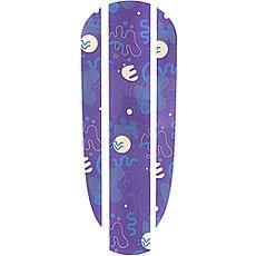Наклейка на деку Пластборд Sea Sticker Purple
