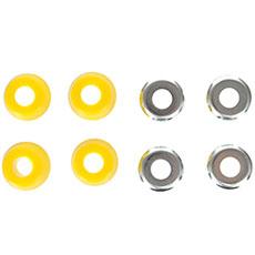 Амортизаторы Юнион Бушинги 95A Yellow