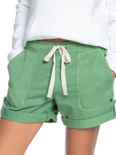 Зеленый женские шорты life is sweeter