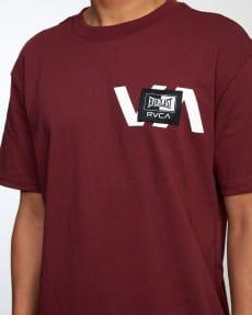 Мужская футболка Everlast x RVCA Stack Patch