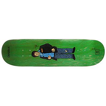 Дека для скейтборда Юнион Power Green размер 8x31.75
