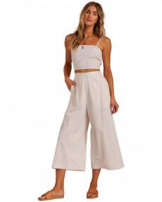 Женские укороченные брюки c широкими штанинами Sunset Beach