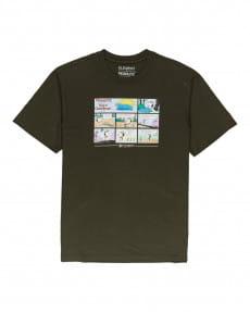 Мужская футболка Peanuts Camper