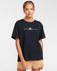 Женская футболка Peanuts Trekking