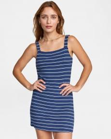 Коричневый женское мини-платье nobody's babe