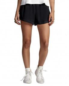 Коричневый женские эластичные шорты sawyer