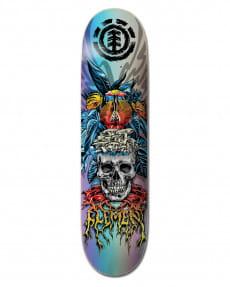 "Дека для скейтборда Lamour Skull 8.25"""