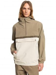 Бежевый куртка popover transeasonal