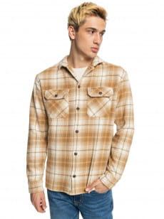 Бежевый рубашка с длинным рукавом lyneham
