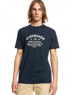 Бирюзовый футболка closed tion