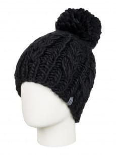Черные шапка-бини winter