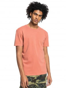 Оранжевый футболка bubble embroidery