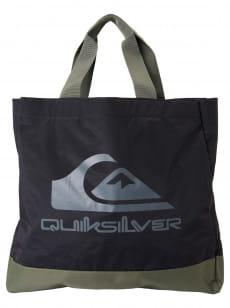 Черный сумка-шопер tote squirrely 17l