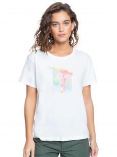 Белый футболка sweet evening