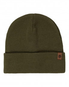 Бежевые мужская шапка carrier