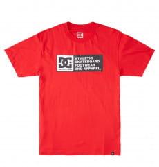Оранжевый футболка dc density zone