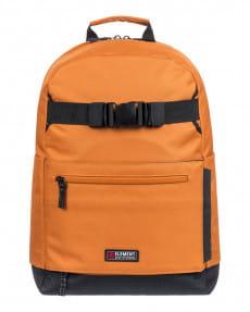 Бордовый мужской средний рюкзак vast skate 20 l