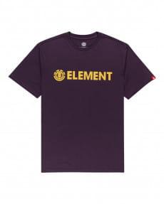 Фиолетовый мужская футболка blazin