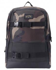 Мультиколор мужской средний скейтерский рюкзак command 26 l