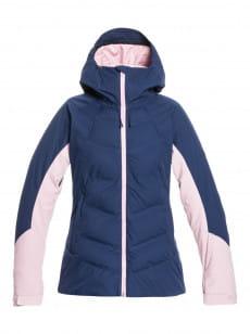 Синий сноубордическая куртка dusk