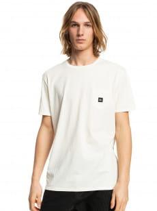 Белый футболка sub mission