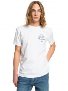 Белый футболка magic hour