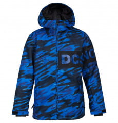 Черный сноубордическая куртка propaganda